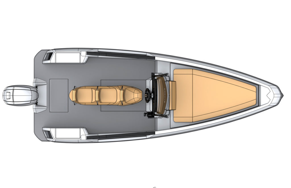 Saxdor Yachts 200 - THREE SEATER